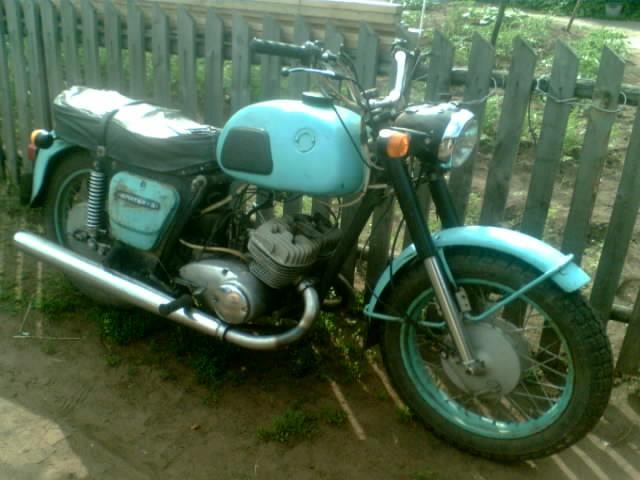 Мотоциклы ИЖ.