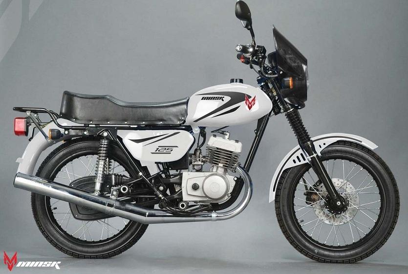 Простой легкий и надежный мотоцикл
